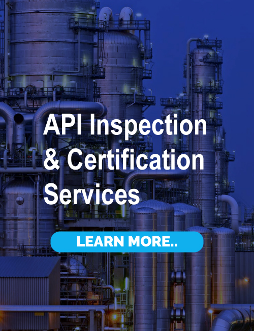 API INSPECTION & CERTIFICATION SERVICES