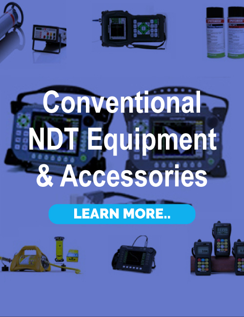 Conventional NDT Equipment Accessories & Consumables