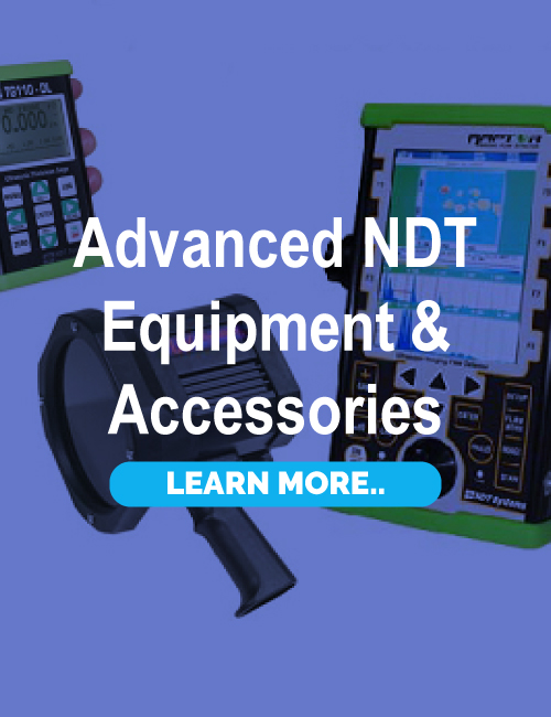 Advanced NDT Equipment & Accessories