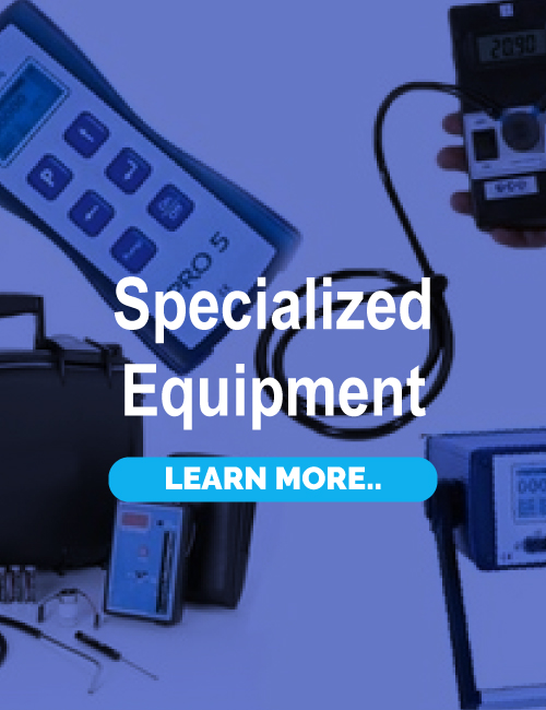 Specialised Equipments