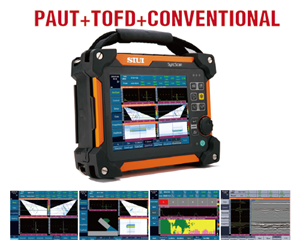 Introducing Syncscan Advanced UT Flaw Detector from SIUI